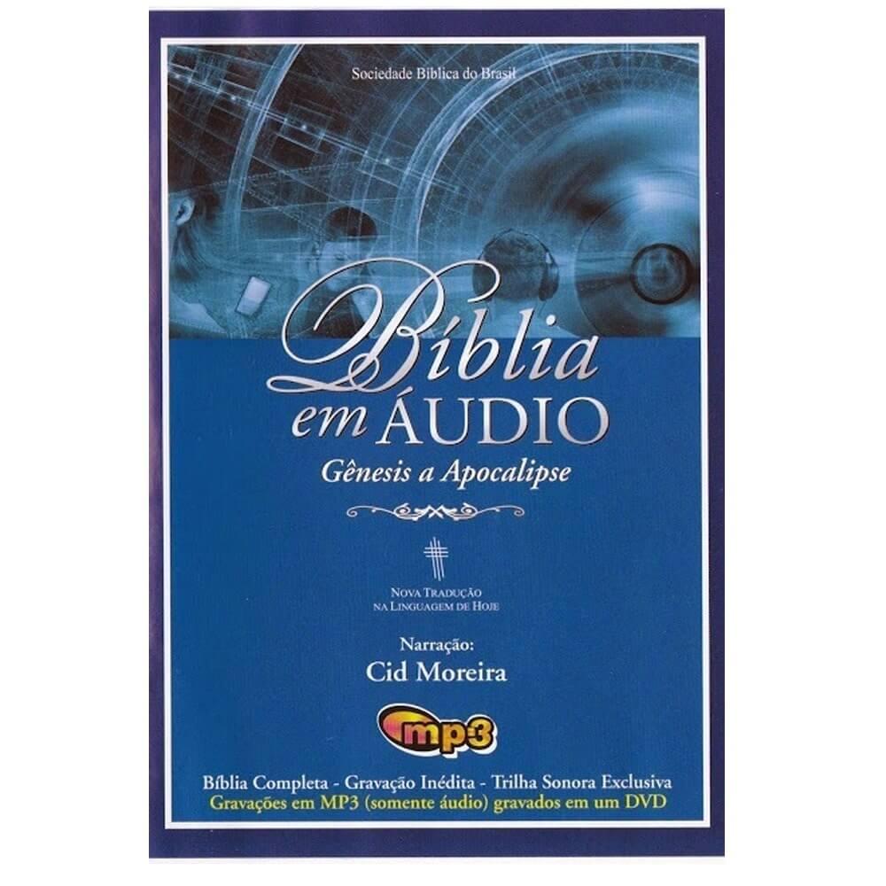 Bíblia em Áudio Genesis a Apocalipse