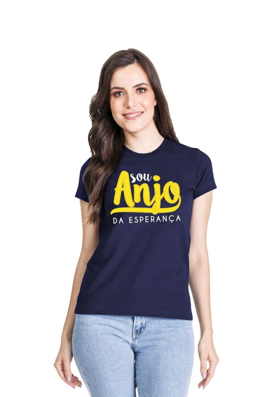 Camiseta Sou Anjo