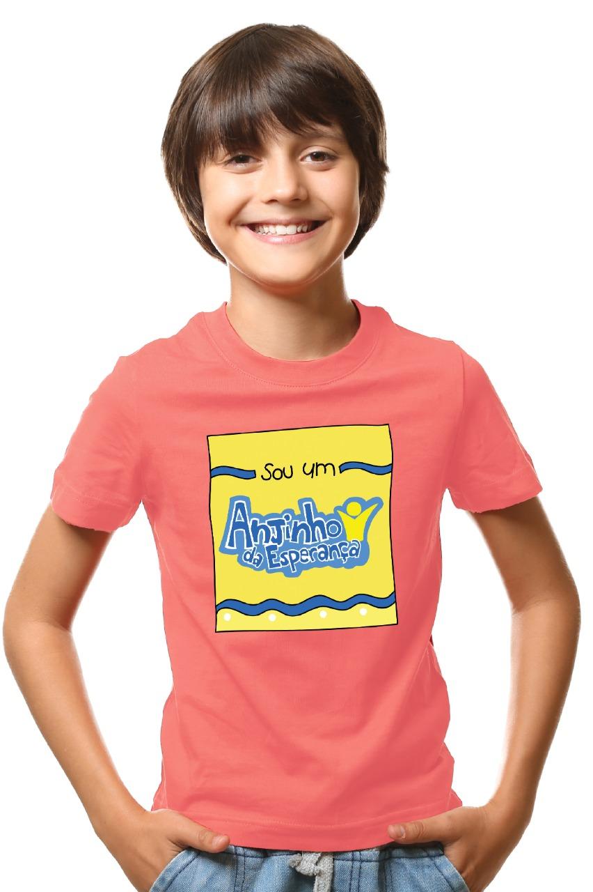 Camiseta Anjinhos