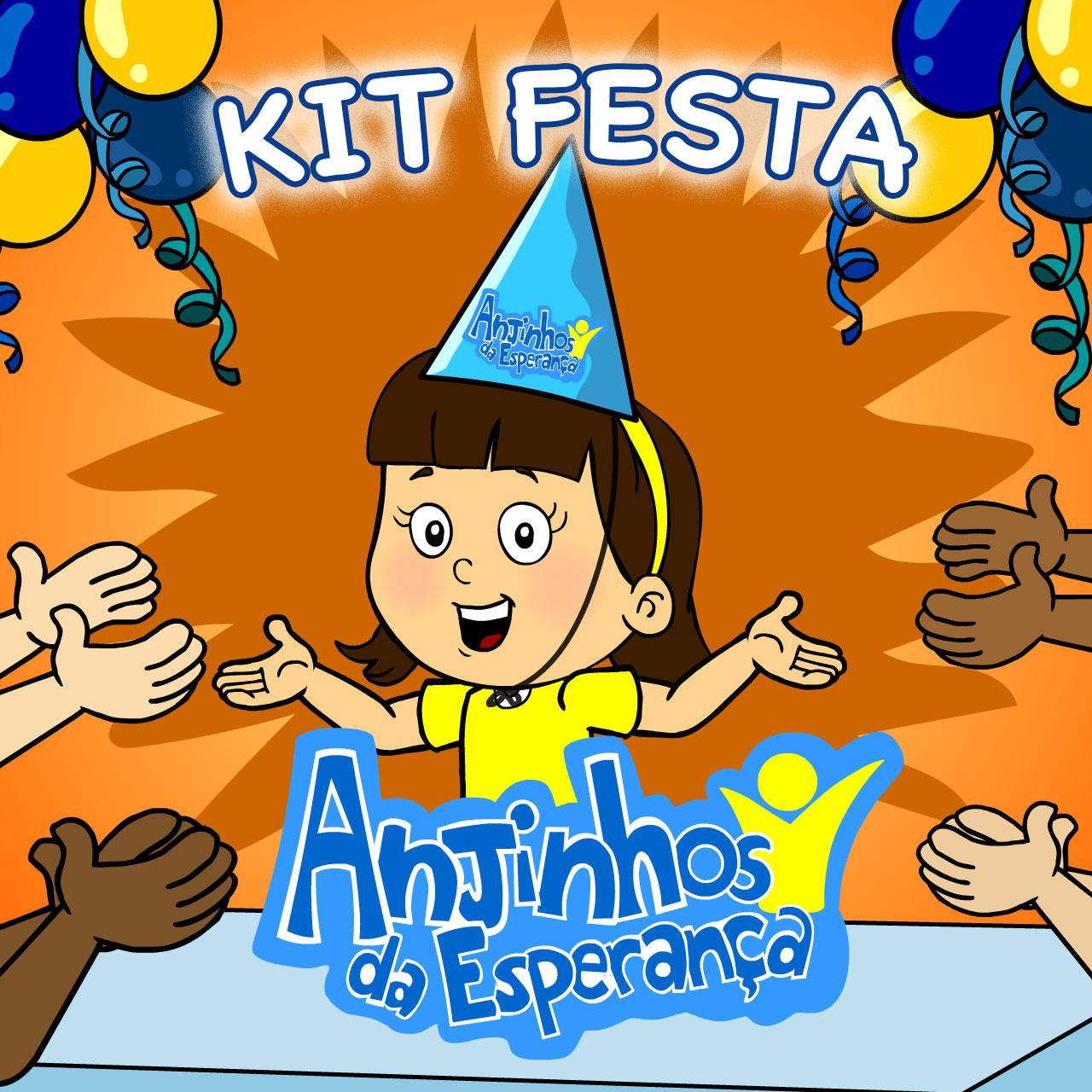 Kit festa  Aninha