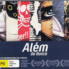 DVD BOX COM 14 DVDs - ALÉM DA BUSCA