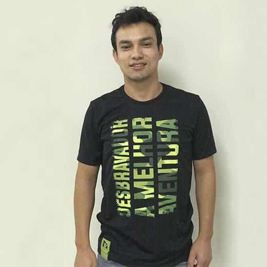 Camiseta Desbravadores 2019 DryFit -