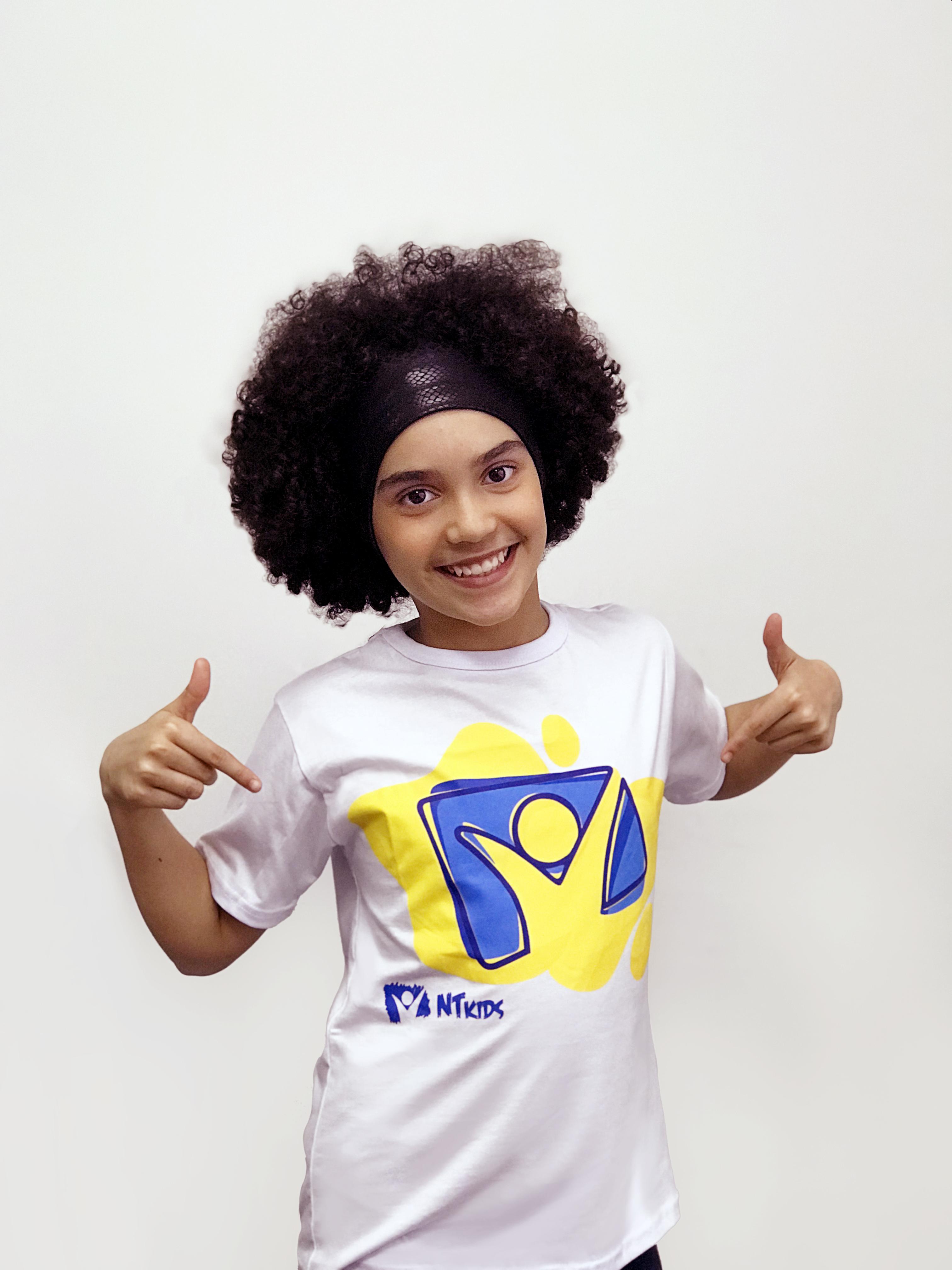 Camiseta NT Kids