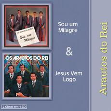 Jesus Vem Logo - Sou Um Milagre