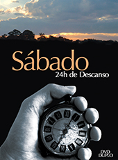 DVD DUPLO SÁBADO 24H DE DESCANSO - FERNANDO IGLESIAS