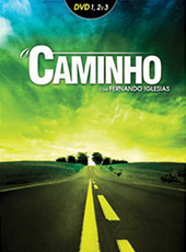 DVD O CAMINHO - FERNANDO IGLESIAS - SÊXTUPLO